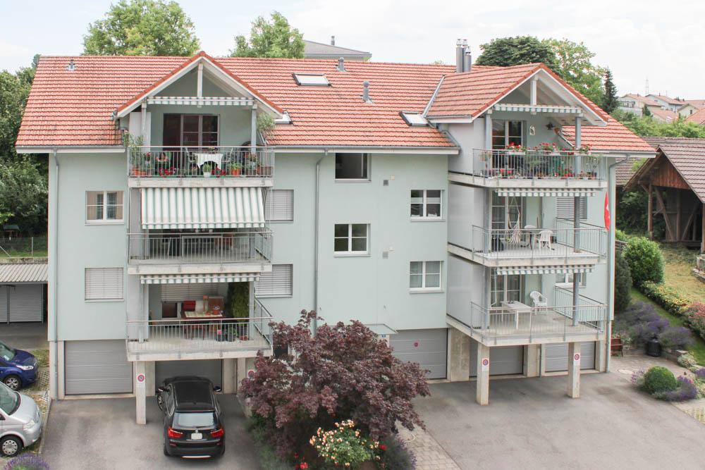 "Mehrfamilienhaus ""Holzgasse"", 3210 Kerzers"