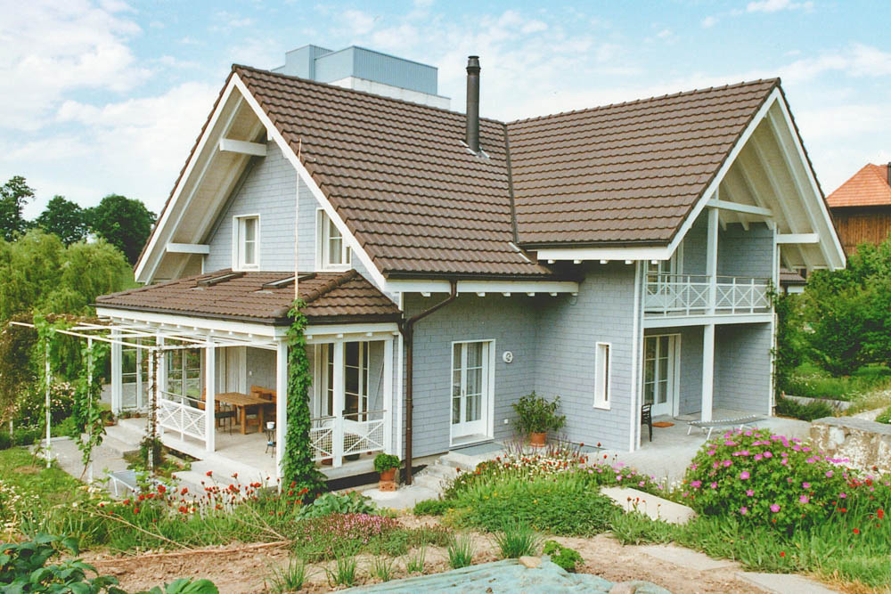 Wohnhaus, 3206 Biberen