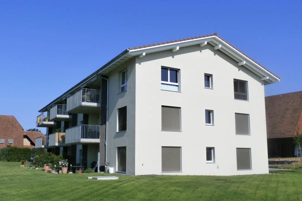 Mehrfamilienhaus, 3216 Ried